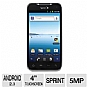 Alternate view 1 for Sprint LG Viper 4G LTE GSM Cell Phone