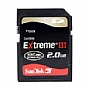 Alternate view 1 for SanDisk 2GB Extreme III Secure Digital Card