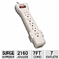 Alternate view 1 for TrippLite SUPER7 Protect It! Surge Suppressor