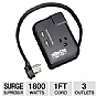 Alternate view 1 for TrippLite Mobile Surge Protector 