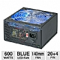 Alternate view 1 for Coolmax VL-600B Power Supply