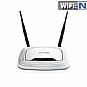 Alternate view 1 for TP-Link 4 port 300Mbps Wireless N Router