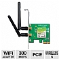 Alternate view 1 for TP-Link 300Mbps Wireless-N PCI Express Adapter
