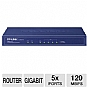 Alternate view 1 for TP-Link Gigabit Broadband VPN Router