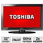 "Alternate view 1 for Toshiba 32"" Class LCD HDTV REFURB"
