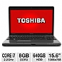 "Alternate view 1 for Toshiba 15.6"" Core i7 640GB HDD Notebook"