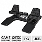 Alternate view 1 for Saitek Pro Flight USB PC Cessna Rudder Pedals