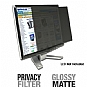 3M PF24.0W9 Frameless Privacy Filter for 24&quot; Widescreen Monitors (Refurbished)
