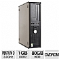 Alternate view 1 for Dell Optiplex Intel Refurbished Desktop PC