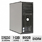 Alternate view 1 for Dell Optiplex 755 Desktop PC (Off-Lease)
