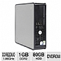 Alternate view 1 for Dell Optiplex 745 (Off Lease) Desktop PC