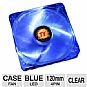 Alternate view 1 for Thermaltake AF0026 Blue-Eye LED Case Fan