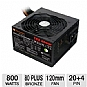 Alternate view 1 for Thermaltake TR-800P 800-Watt Power Supply