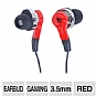 Alternate view 1 for ThermalTake HT-ISU005EBRE ISURUS In-ear Headphones