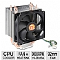 Alternate view 1 for Thermaltake Contac 21 Universal CPU Cooler