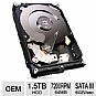 Alternate view 1 for Seagate Barracuda 1.5TB Desktop Hard Drive