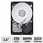 Alternate view 1 for Seagate Barracuda Green 2TB Hard Drive