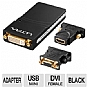 Alternate view 1 for Ultra USB 2.0 to DVI/VGA/HDMI Graphics Adapter