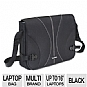 Alternate view 1 for ULTRA SENTINEL Notebook Messenger Bag - Up to 16&quot;