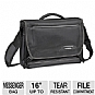 Alternate view 1 for Ultra Defender Notebook Messenger Bag - Up to 16""