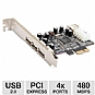 Alternate view 1 for Ultra PCI Express x1 Expansion Card