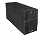 Ultra ULT31502 Xfinity 1000VA 600w UPS w/ AVR - 5 Outlets, 120V, Voltage Boost, 1065 Joules, 4 Battery Backup/Surge & 1 Surge Only Outlets, USB Interface, 3 Year Warranty w/ Registration (Refurbished)