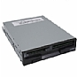 Ultra Internal 3.5&quot; Floppy Drive w/Multi Card Reader Black