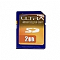 Alternate view 1 for Ultra ULT31923 2GB Secure Digital Card