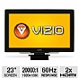 "Alternate view 1 for Vizio VM230XVT 23""  1080p 60Hz LED HDTV"