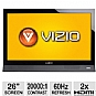 "Alternate view 1 for Vizio E260VA 26"" 720p 60Hz LED HDTV"