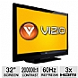 "Alternate view 1 for Vizio 32"" Class Theater LCD 3D HDTV"