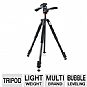 Vanguard Alta+ 233AP Aluminum Tripod - 3 Section, Ultra Lightweight, Compact, Low-angle, Leg Locks