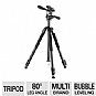 Alternate view 1 for Vanguard Alta+ 263AP Aluminum Tripod