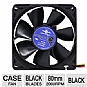 Alternate view 1 for Vantec SF8025L Stealth 80mm Cooling Fan
