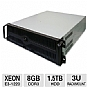 Alternate view 1 for Visionman Acserva ARSI-3CCX1V11 Rackmount Server