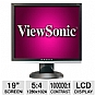 "Alternate view 1 for Viewsonic VA926g 19"" Dual Input LCD Monitor"