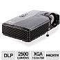 Alternate view 1 for ViewSonic PJD5353 XGA Portable DLP Projector
