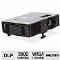 Alternate view 1 for Viewsonic PJD6553w WXGA Widescreen DLP Projector 