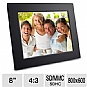 "Alternate view 1 for Viewsonic VFD823-50 8"" Digital Photo Frame REFURB"