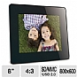 Alternate view 1 for Viewsonic VFM836-54 Digital Photo Frame