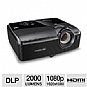 Alternate view 1 for ViewSonic PRO8200 1080p Home Theater Projector