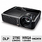 Alternate view 1 for ViewSonic PJD5523w WXGA HDMI DLP Projector