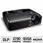 Alternate view 1 for ViewSonic PJD5133 SVGA HDMI DLP Projector