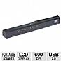 VuPoint PDS-ST415-VP Magic Wand Portable Scanner - 600 x 600 dpi, LCD Display, USB 2.0, Black