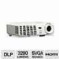 Alternate view 1 for Vivitek D530 DLP Data Mobile Projector