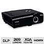 Alternate view 1 for Vivitek D925TX XGA Short Throw DLP Projector