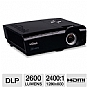 Alternate view 1 for Vivitek D927TW WXGA Short Throw DLP Projector