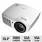 Alternate view 1 for Vivitek D861 XGA 3D DLP Projector