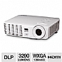 Alternate view 1 for Vivitek D538W-3D WXGA Widescreen DLP 3D Projector