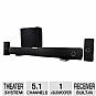 Alternate view 1 for Vizio VHT510 Surround Sound Home Theater System